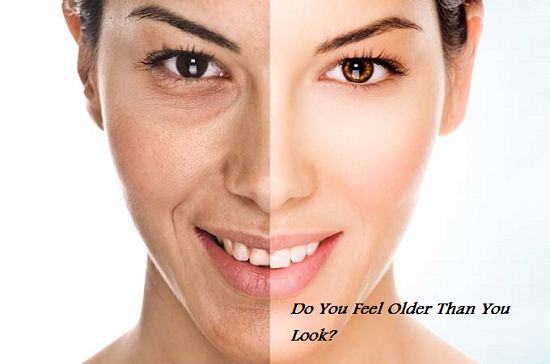 Do You Feel Older Than You Look?