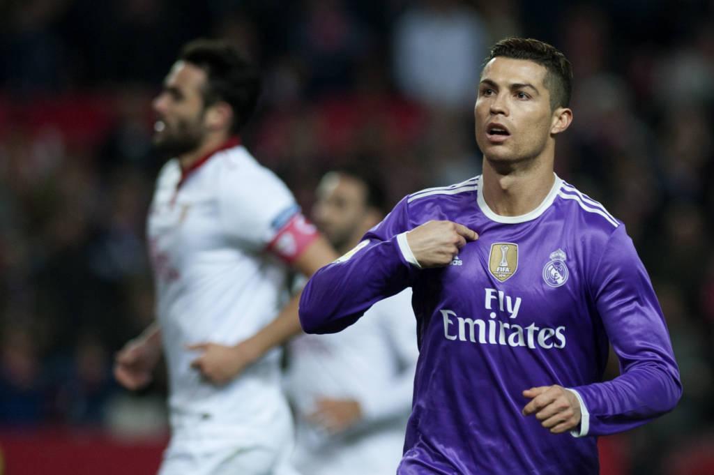 Cristiano Ronaldo pode ser poupado (Foto: Jorge Guerrero/AFP)