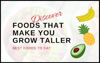 Recipes to grow tall