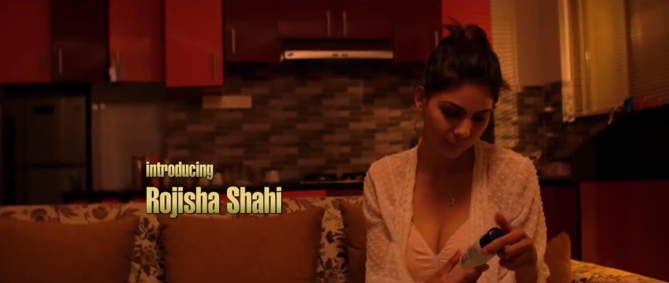 aadha love rojisha shahi