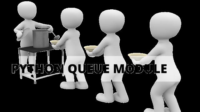 python queue module