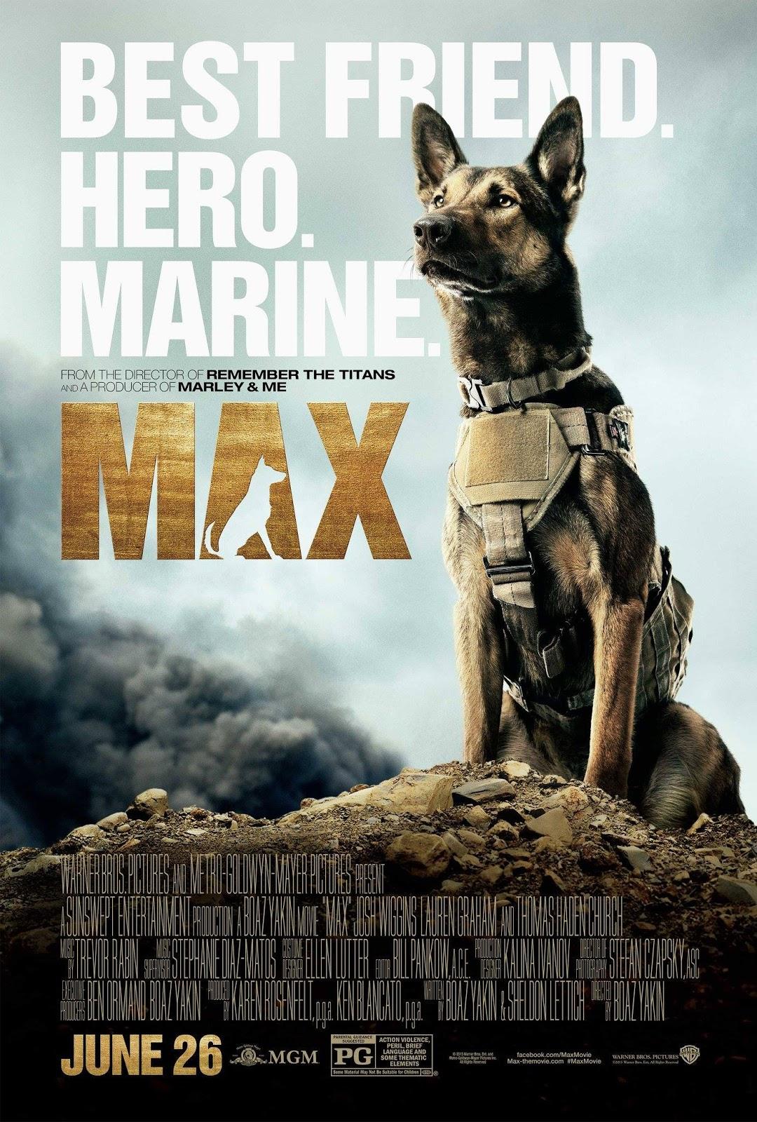 Nonton Film Max (2015)