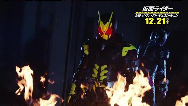 Kamen Rider Reiwa The First Generation: Trailer