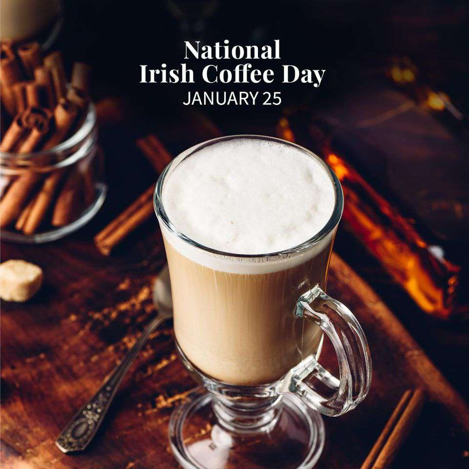 National Irish Coffee Day Wishes Images