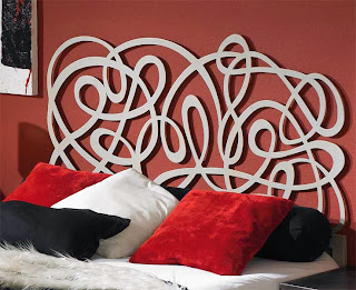 cabecero acero, cabecero forja, cabezal cama