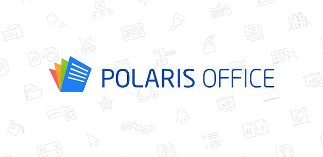 Polaris Office App Logo