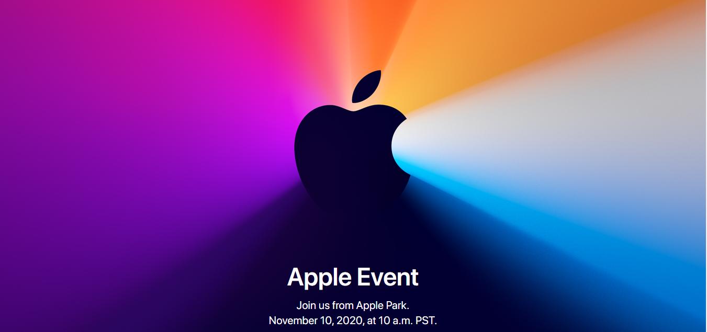 Nuovo Apple Event il 10 novembre