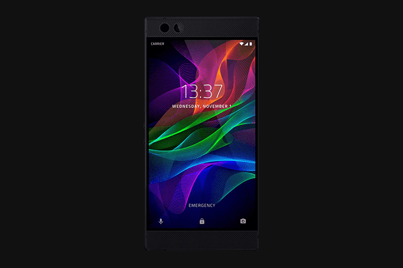 Razer Phone w/ 120Hz screen, SD835, 8GB RAM, and QC 4.0+ now official!