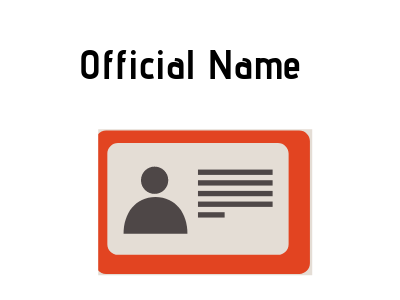 Official Name