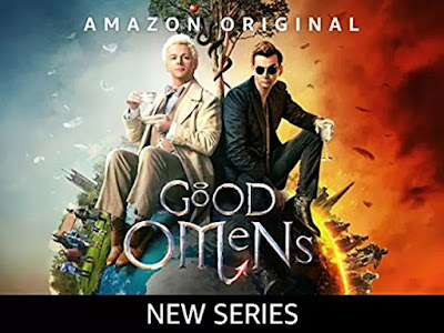 Good Omens 2019 TV Miniseries