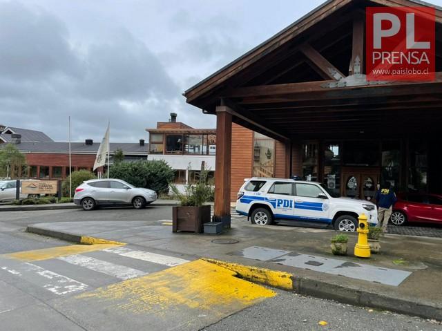 PDI investiga hallazgo de cadáver al interior de hotel