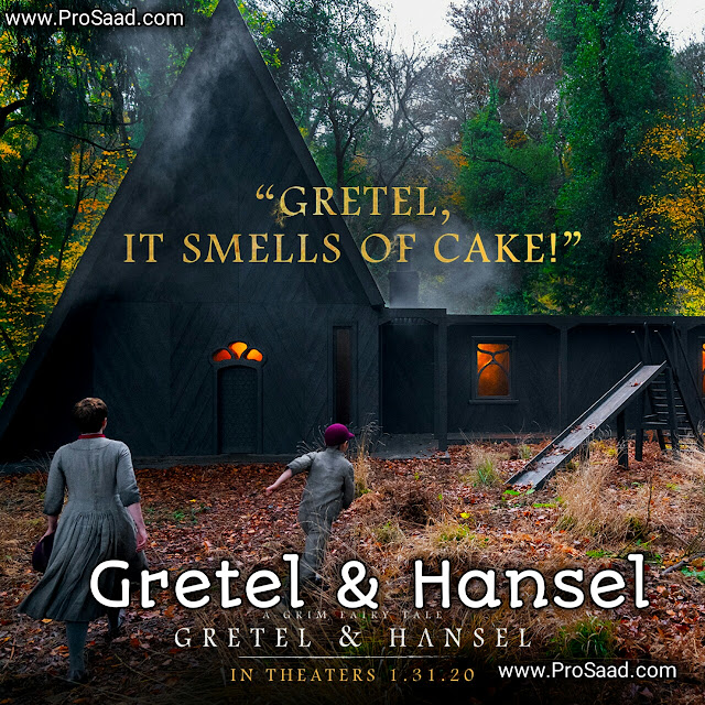 Gretel and Hansel 2020 Download full movie