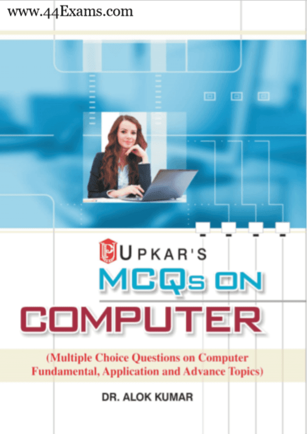 Upkar-MCQ-on-Computer-For-All-Competitive-Exam-PDF-Book