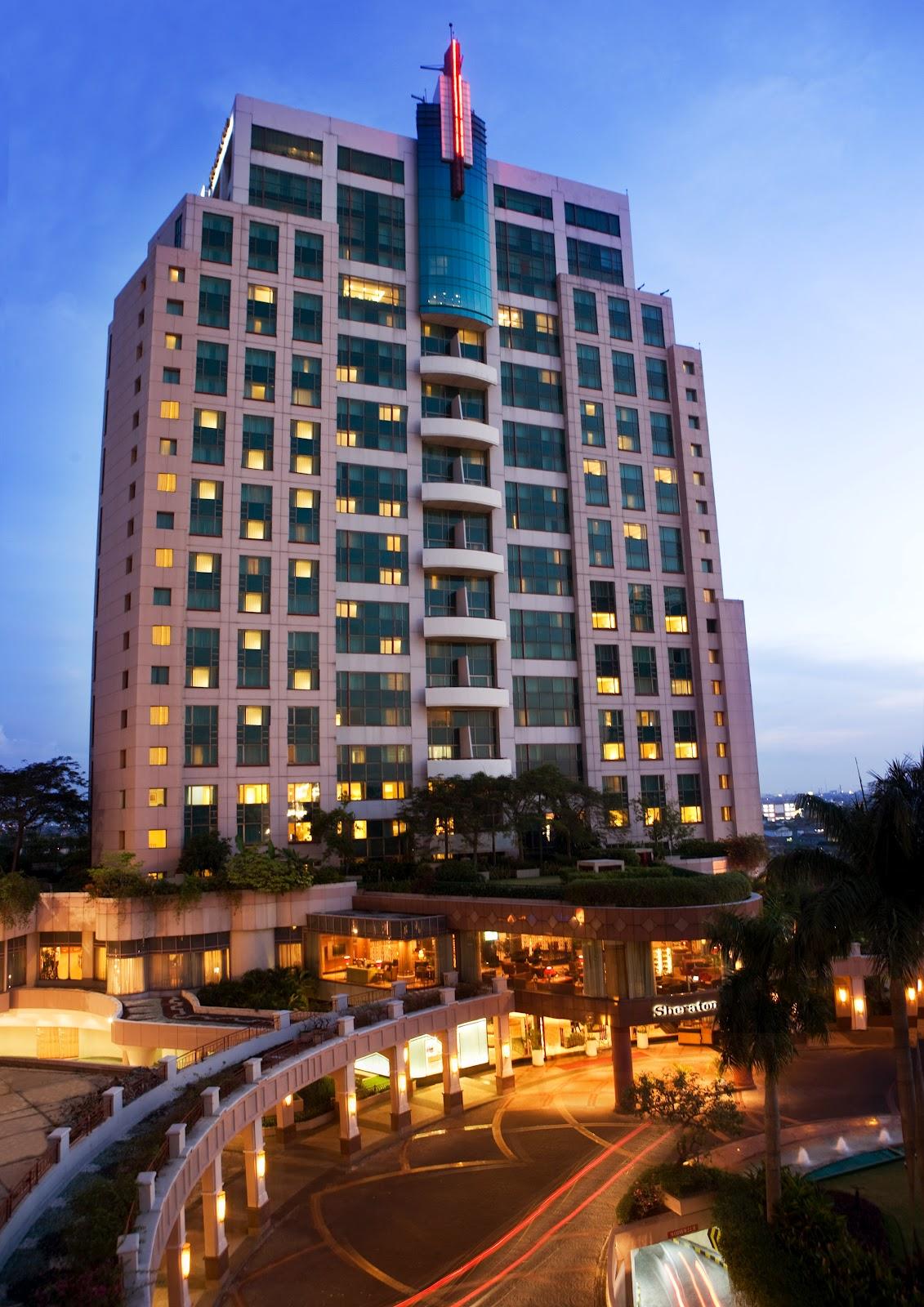Sheraton Surabaya Hotel and Towers Room Type at Sheraton Surabaya Hotel  Towers