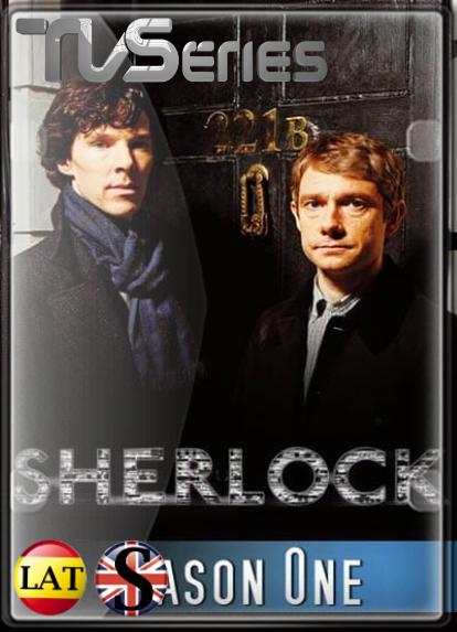 Sherlock (TEMPORADA 1) HD 720P LATINO/INGLES