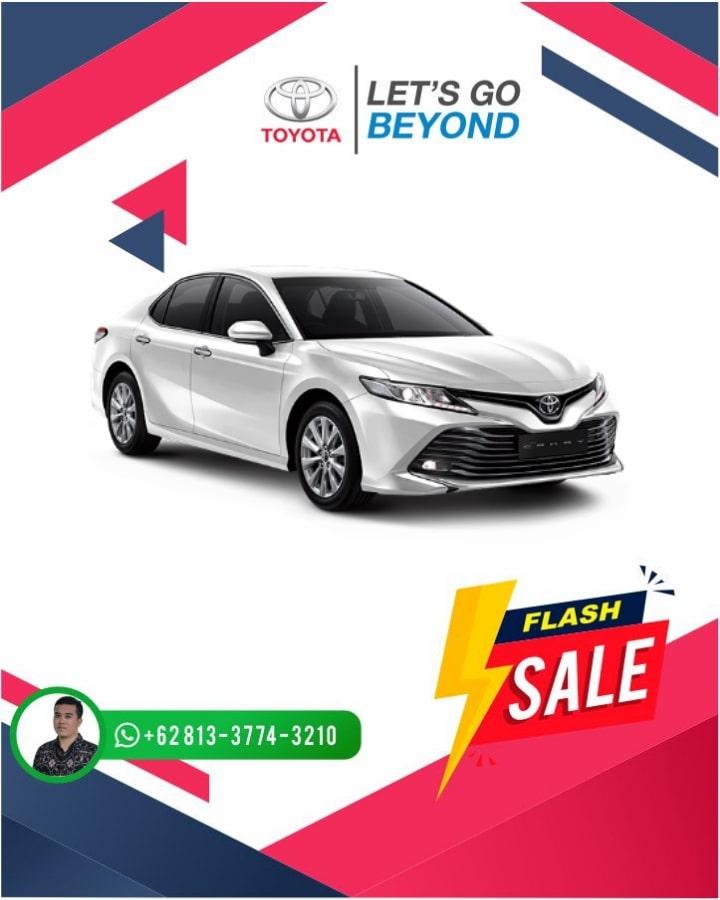 Harga Promo Toyota Camry Bali