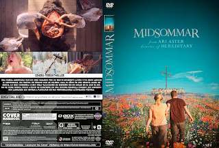 MIDSOMMAR 2019 [COVER DVD+BLU-RAY]