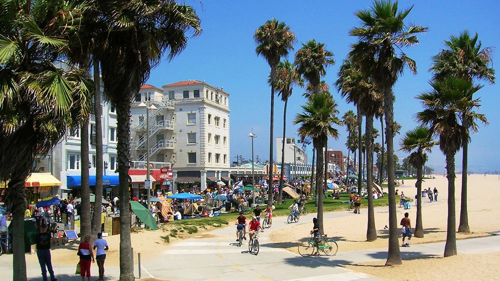 Venice Beach Tourism Los Angeles