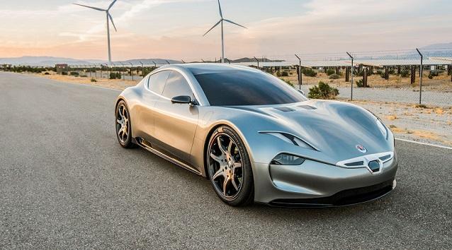 EMotion Electric Sports Sedan