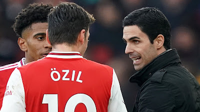 """Edu could finally replace Ozil with Arsenal swoop for £49.5m-rated """"special talent"""""""