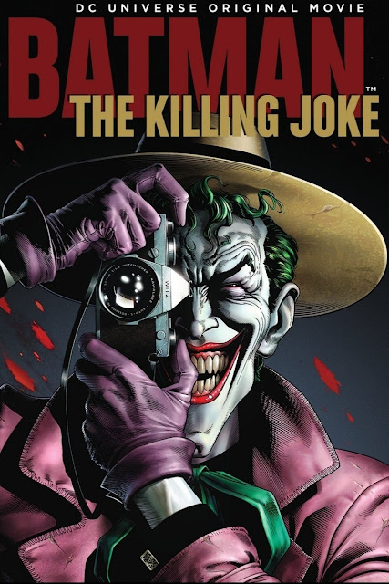 Batman: The Killing Joke (2016) ταινιες online seires oipeirates greek subs