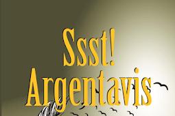 SSST! ARGENTAVIS Antologi Cerpen