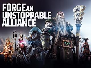 Dawn of Titans MOD APK 1.30.0 Unlimited Money