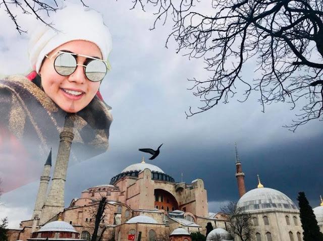 تجربة جهاد الشعراوي في السفر الى تركيا