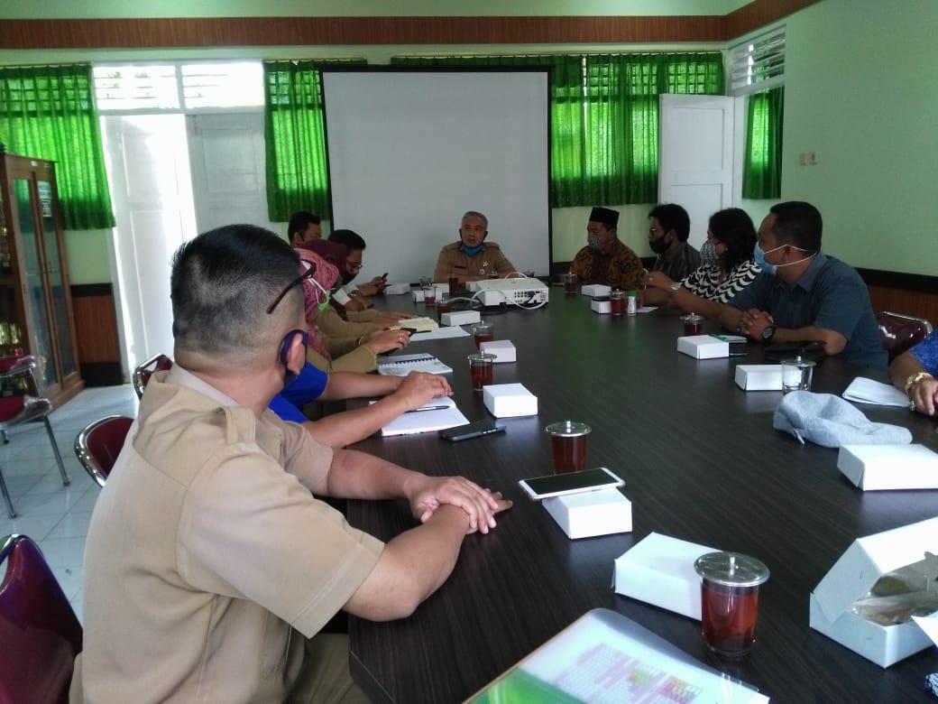 Rapat Pembentukan Pengurus Komite Sekolah