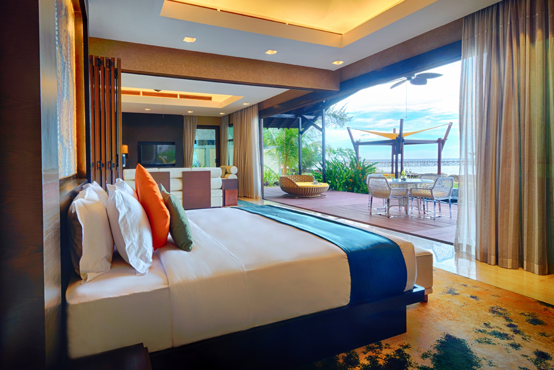 Pool Villa Borneo Eagle Resort
