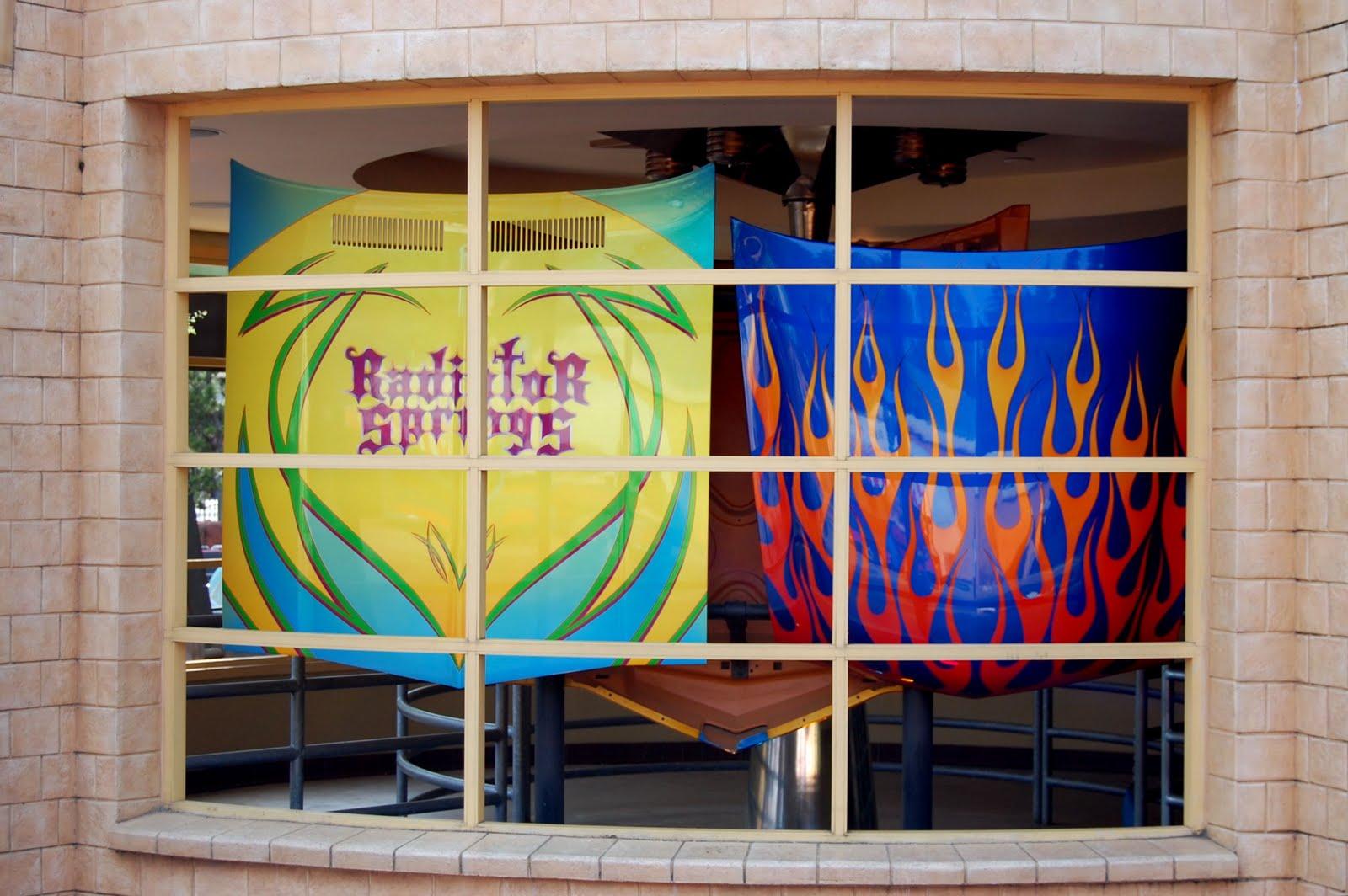 Disneyshawn A Taste Of Radiator Springs