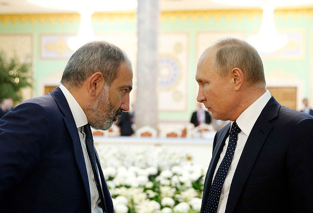 Βοήθεια από τη Ρωσία ζήτησε ο Αρμένιος Πρωθυπουργός