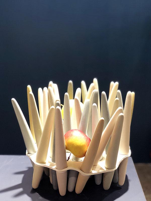 Ausgefallener Ostkorb von Clayform ... ich bin verliebt!