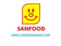 Lowongan Kerja Semarang Purchasing di PT Sanfood Prima Makmur