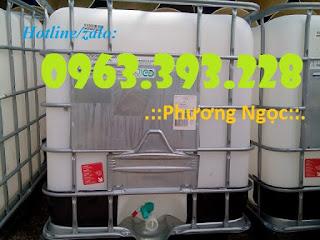 Tank nhựa 1000L, bồn nhựa đựng hóa chất 1 khối, Fa00968be54a07145e5b