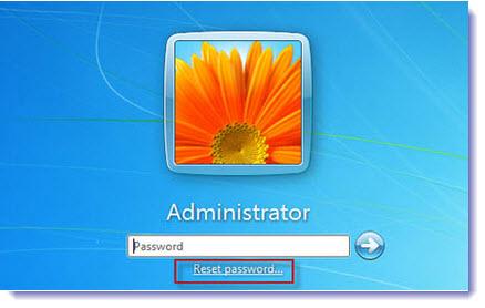 Method 1: Use Windows 7 Password Reset Disk
