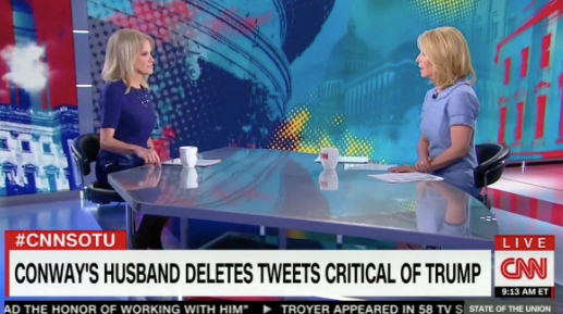 CNN's Dana Bash Defends Asking 'Completely Legitimate Question' to Kellyanne Conway