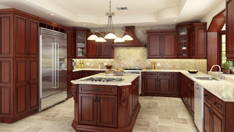 Some Interesting Reasons Why Cherry Wood Kitchen Cabinets Are Popular