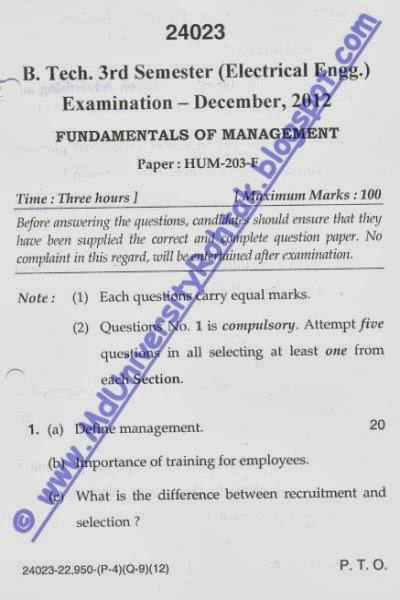 Diploma 4th sem ece question papers - Examen Eoi Ingles C1