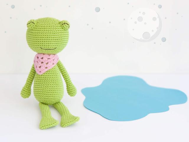 amigurumi-rana-frog-crochet