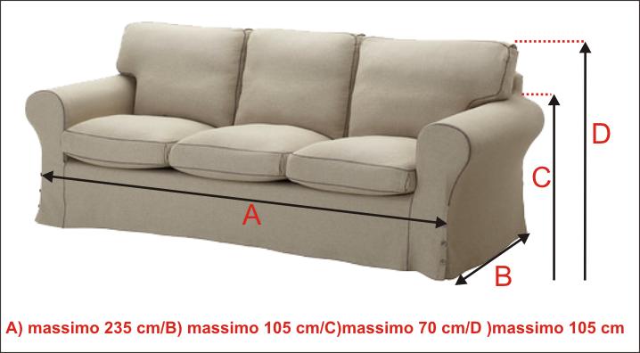 Fodere divani bassetti modificare una pelliccia - Bassetti copridivano ...