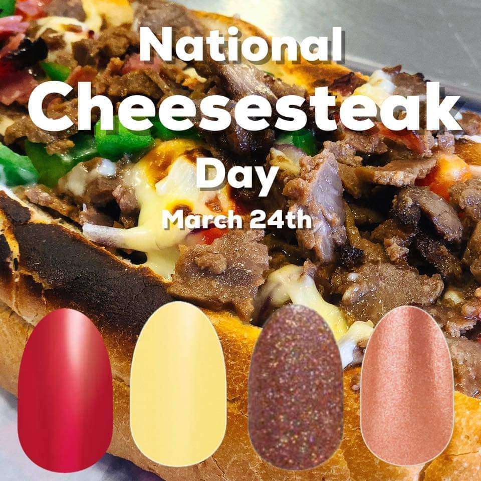 National Cheesesteak Day Wishes for Instagram