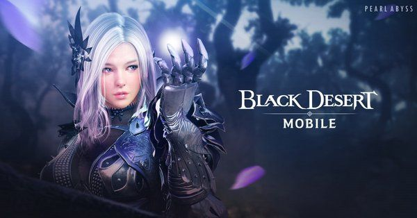 Dark Knight Class Now Available in Black Desert Mobile