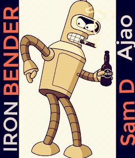Music: Sam D. Ajao - Iron Bender