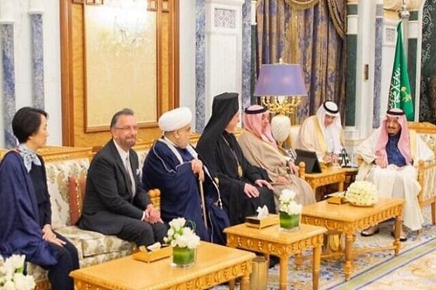 Raja Salman Jamu Rabi Israel, Untuk Pertama Kali