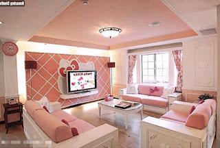 Gambar Ruangan Hello Kitty yang Indah 6