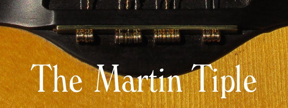 The Martin Tiple
