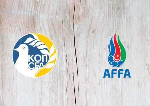 Cyprus vs Azerbaijan -Highlights 08 September 2020