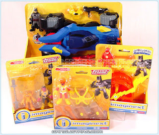 Imaginext Firestorm Sinestro Cheetah Batman V. Superman Batmobile DC Comics Batgirl Flash