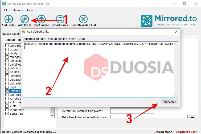 cara download solidfiles dengan aplikasi